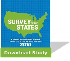Survey of the States: How does your State compare to others in personal finance and economic education?