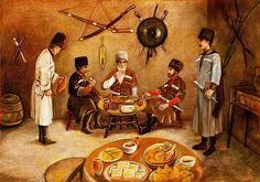 Circassian Cherkess Caucasus  ЦIыф лъэпкъым ыпсэр ыбзэ. Душа народа – его язык.