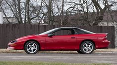 1997 Chevrolet Camaro SS 5.7L, 6-Speed, 2,400 Miles presented as lot R158 at Indianapolis, IN 2016 - image2
