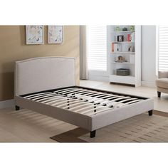 FREE SHIPPING! Shop Wayfair for Three Posts Dixon Bed - Great Deals on all Furniture products with the best selection to choose from!