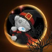 Tatty Teddy Halloween