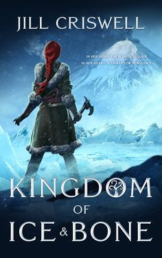 'Kingdom of Ice and Bone' cover reveal, exclusive excerpt preview a perilous quest
