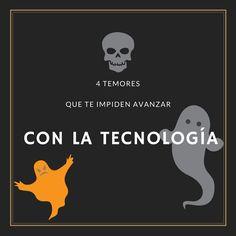 4 TEMORES QUE TE IMPIDEN AVANZAR CON LA TECNOLOGÍA | Blog de Marta Gaba