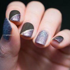 Instagram photo by petitepeinture #nail #nails #nailart