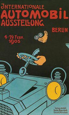 IAA Plakat 1905
