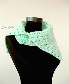 Easy+crochet+scarf+pattern+easy+crochet+cowl+PDF+by+PatternsDG