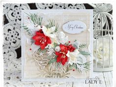 Christmas Cards - Wild Orchid Crafts DT