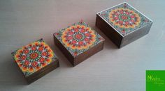 decoupage boxes Decoupage Box, Folk, Decorative Boxes, Popular, Forks, Folk Music, Decorative Storage Boxes