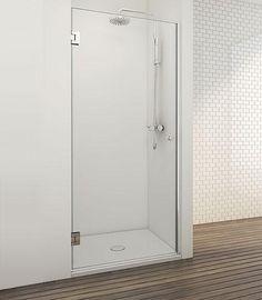 M s de 25 ideas incre bles sobre puertas de ducha en - Paves abatible ...