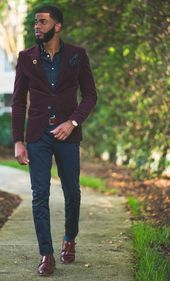 Mens fashion Business Big And Tall - Mens fashion Casual Streetwear - Black Mens fashion Aesthetic - Black Mens fashion Over 40 Stylish Men, Men Casual, Business Casual Black Men, Mode Masculine, Terno Slim, Gentleman Mode, Fashion Business, Streetwear, Mode Costume