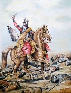Husarz pod Kircholmem | zoom | digart.pl
