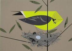 Charley Harper - design extraordinaire