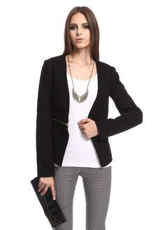 Satin, Blazer, Jackets, Women, Fashion, Down Jackets, Moda, Fashion Styles, Elastic Satin