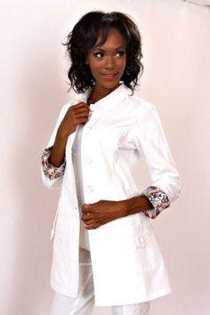 First Uniform - Michaela Lab Coat