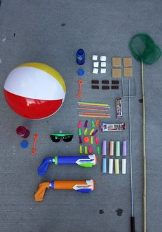 Make Some Fun Summer Bags For Kids