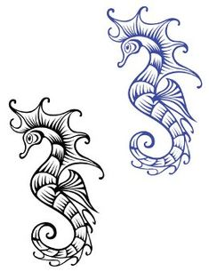 Seahorse tattoos make a style statement and are a cool tattoo design to have on your body. They are very popular among women. Read this Buzzle article to know more about seahorse tattoos.