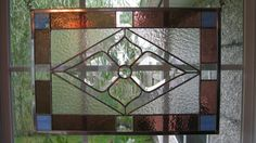 Stained glass Victorian designPanel for by SpringsideStainedGla, $50.00