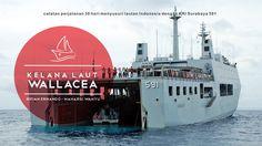 Journal Kinchan: Kelana Laut Wallacea