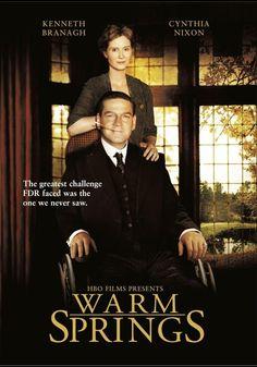 Amazon.com: Warm Springs: Cynthia Nixon, Kathy Bates, David Paymer Kenneth Branagh, Joseph Sargent: Movies & TV
