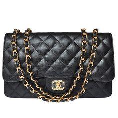 Chanel Shoulder Crossbody 28600 Gold chain Black Sale http://fashionbagarea.blogspot.com/  #chanel #handbags #bags #fashion women chnael 2015 bags are under $159