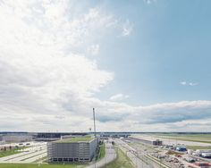 BER - Flughafen Berlin Brandenburg by Alexander Rentsch, via Behance