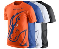 Boise State Game Day Tees - Tee Nike Rivalry | Boise State Bronco Shop