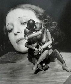 Man Ray, Mr. and Mrs. Woodman, 1947