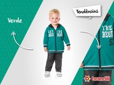 Cor Verde: tendência de moda neste Outono/Inverno 2015 #lookbrandili