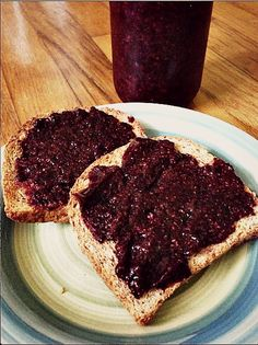 Chia Jam - I've got to try this!