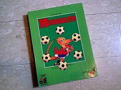 Gioco in scatola MUNDIALITO, il grande sport di Canale 5 #giocattoli #anni80