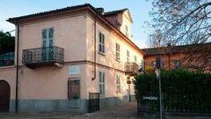 Casa natale di Cesare Pavese a Santo Stefano Belbo