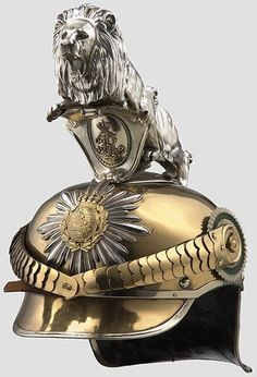 2464: A model 1889/1907 helmet for enlisted men : Lot 2464
