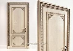 Резная дверь GRD-043-1