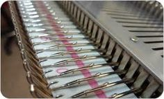 Knitting Machine Pattern Stitches kinds of lace and what carriage you need