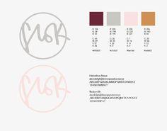 70's inspired brand designed for a women's clothing boutique.  #logo #handlettering #saltdesign