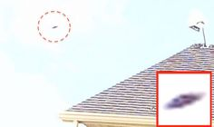"""THIS UFO was snapped on camera after a man allegedly tried to """"make contact with aliens."""""""