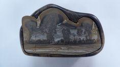 Petrified Wood Box w