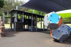 Rocks Riverside Park in Seventeen Mile Rocks | Riverside waterpark and recreation zone - Brisbane Kids
