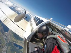 Extreme Sports Week 2014: Basejumping is changing