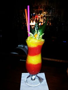 #kingston #cocktails #bar #wrap #twist #cocktail #zilina #nightlife
