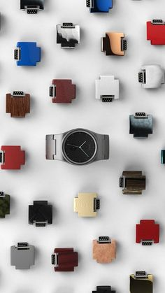 The BLOCKS smartwatch is a modular smartwatch that you can design to fit your style and tech needs