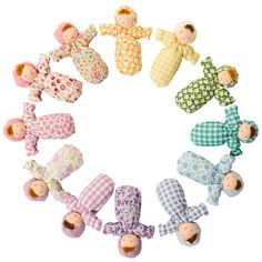 Waldorf Dolls | Pocket Baby | Evi Dolls 6.95