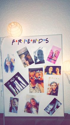 F•R•I•E•N•D•S perfect birthday gift for your best friend.