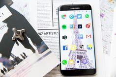 Traveling I Samsung Galaxy S7 Edge I Sonera I Passport I Mondo I Nunuco Design I Paris I Planning Galaxy Phone, Samsung Galaxy, Lifestyle, Design