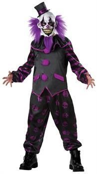 Mens scary costumes for Halloween or any occasion. We have the largest selection of horrifying mens scary costumes for men. Buy your mens scary costumes from the costume authority at Halloween Express. Evil Clown Costume, Halloween Makeup Clown, Scary Costumes, Toddler Halloween Costumes, Halloween Makeup Looks, Halloween Dress, Halloween Kostüm, Adult Costumes, Clown Makeup