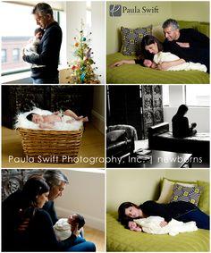 "In Home ""Lifestyle"" Boston Newborn Photography Session - www.paulaswift.com"