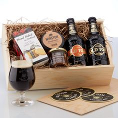 £25.70. Old Tom Ales Hamper. Beer Hamper. Super Value – a fantastic array of award-winning beer and food, featuring Robinsons Old Tom Ale, which has been crowned the World's Best Ale.