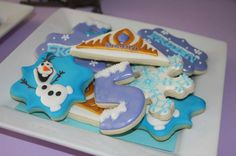 Frozen Birthday Party Ideas | Photo 2 of 21 | Catch My Party