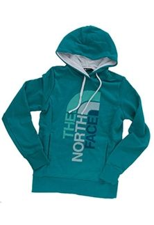 The North Face Trivert Pullover Hoodie for Women in Kokomo Green Heather