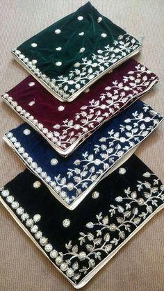 Items similar to Velvet embroidery shawl, velvet shawls, women, salwar, women clothing on Etsy Punjabi Wedding Suit, Punjabi Suits, Wedding Suits, Salwar Suits, Pakistani Dresses, Indian Dresses, Patiyala Dress, Velvet Shawl, Ethnic Suit